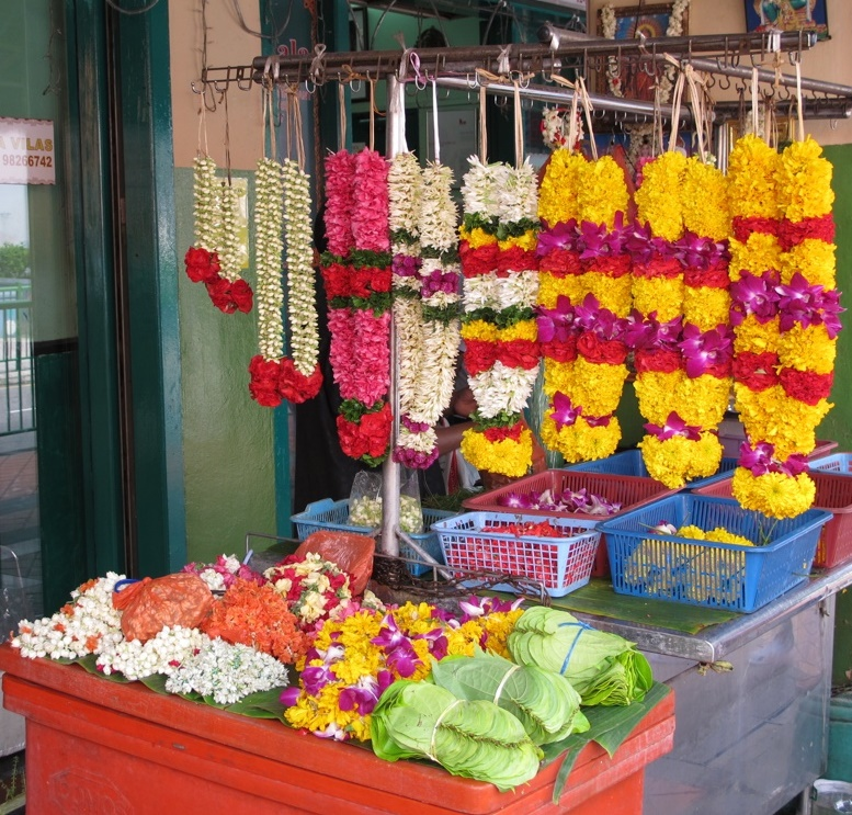 Singapore-Little-India-Flowers